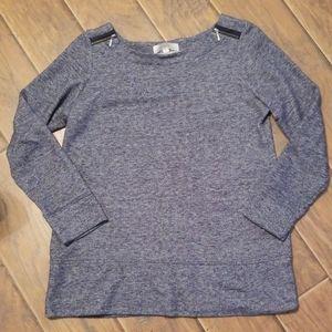 LOFT light sweatshirt sz large